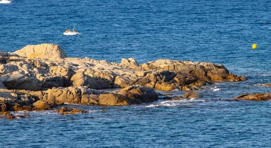 Les roques de S'Agaró